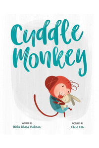 CUDDLE MONKEY (4-6Y)