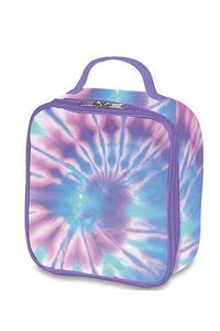 ICE TIE DYE CANVAS LUNCHBOX