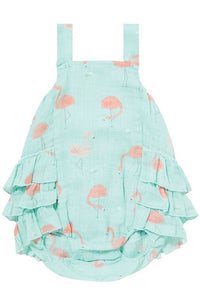 FLAMINGO RUFFLE BUBBLE