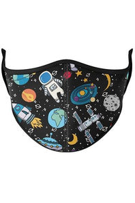 SPACE FACE MASK (3-7Y)