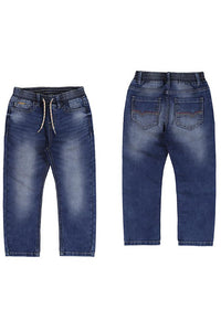 TOD P/O WAIST SUPERSOFT DENIM