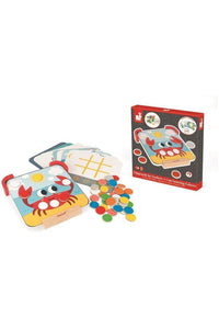 LEARNING COLORS MAGNETIC GAME (2Y+)