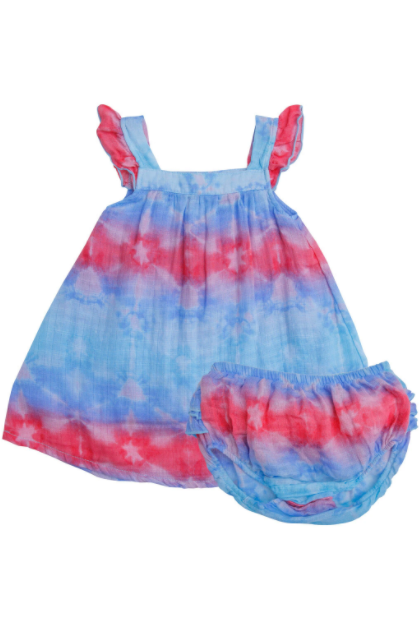 CS SHIBORI SUNDRESS