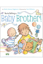 Load image into Gallery viewer, YOU'RE GETTING A GETTING A BABY BROTHER