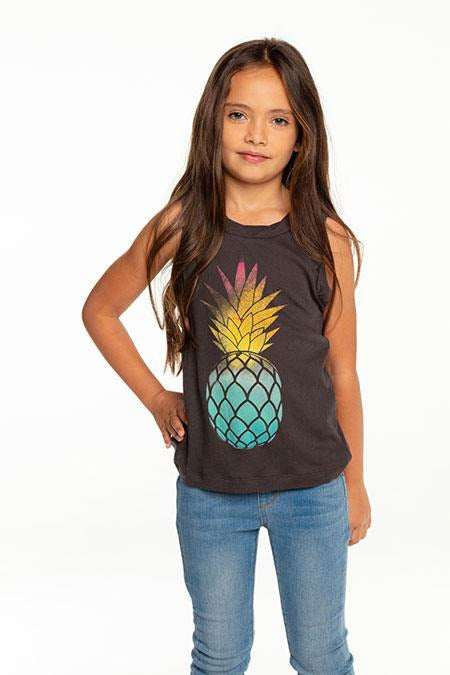 Ombre Pineapple Tank