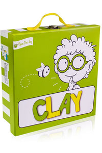 AIR DRY CLAY ACTIVITY KIT (4Y+)