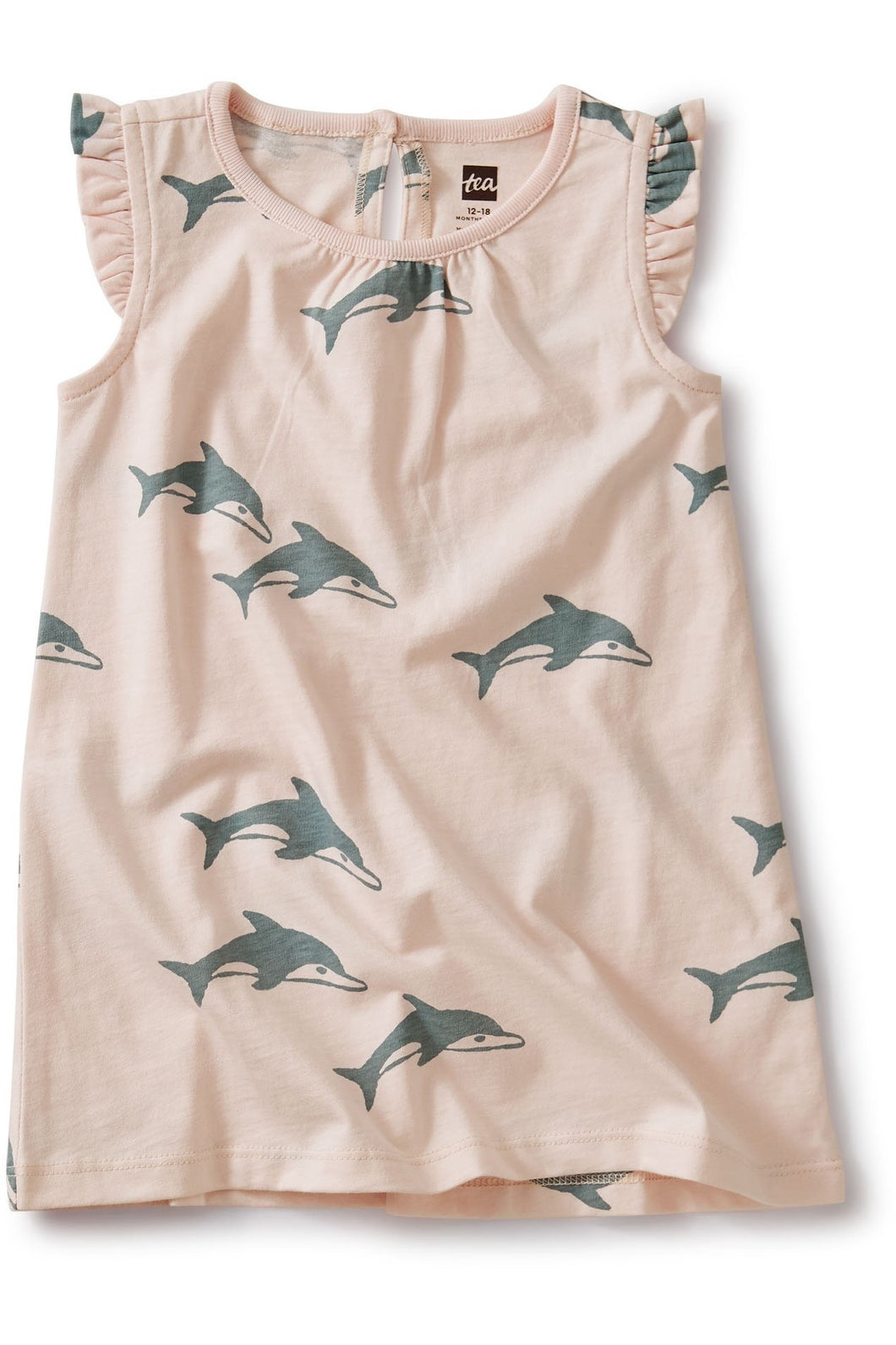 BABY DOLPHINS DRESS