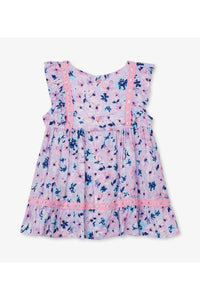 CS SPRING BLOOMS PARTY DRESS