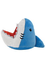 Load image into Gallery viewer, SHARK BITE 3D STUFFED PILLOW