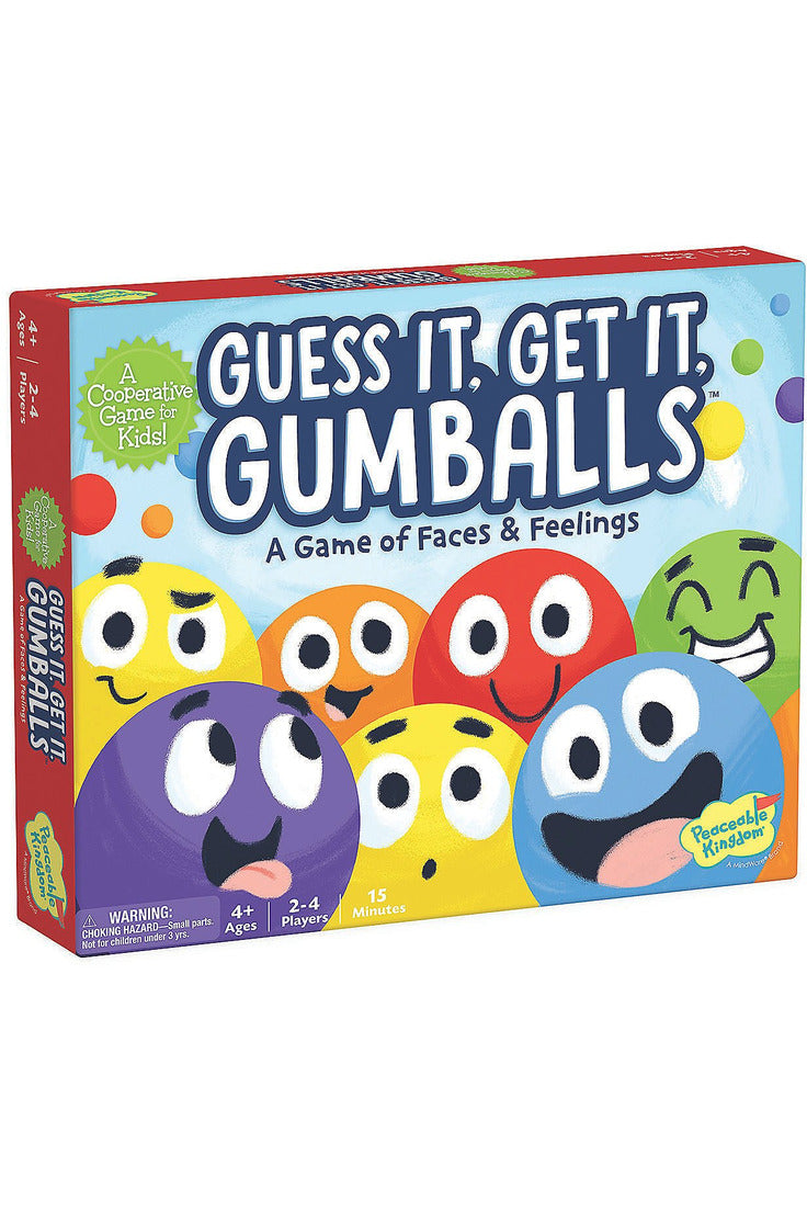 GUESS IT GUMBALL GAME (4+)