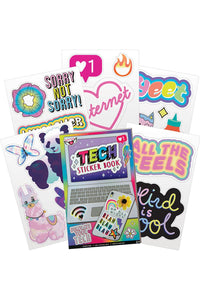 TECH STICKER BOOK