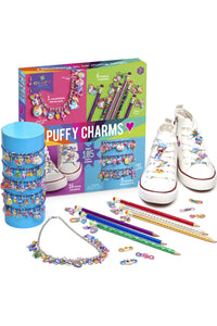 PUFFY CHARMS DIY