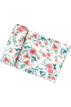 Load image into Gallery viewer, VINTAGE FLORAL SWADDLE