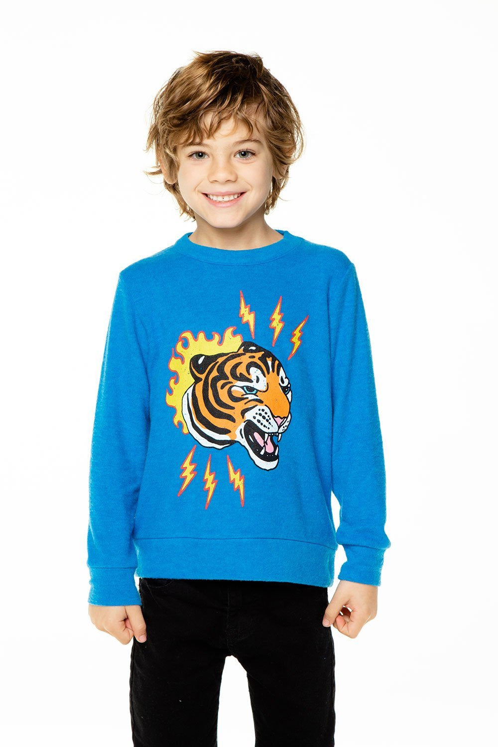 LS EASY TIGER SWEATSHIRT