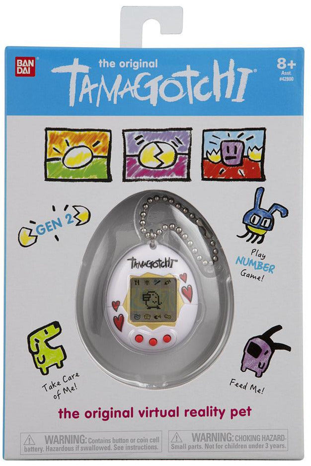 HEARTS TAMAGOTCHI ORIGINAL (SERIES 6)