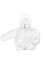Load image into Gallery viewer, CHENILLE HOODED JACKET (ADDITIONAL COLORS)
