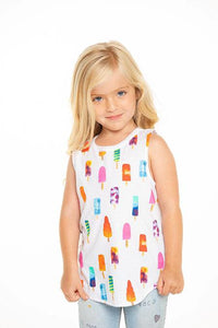 SCATTERED POPSICLES TANK