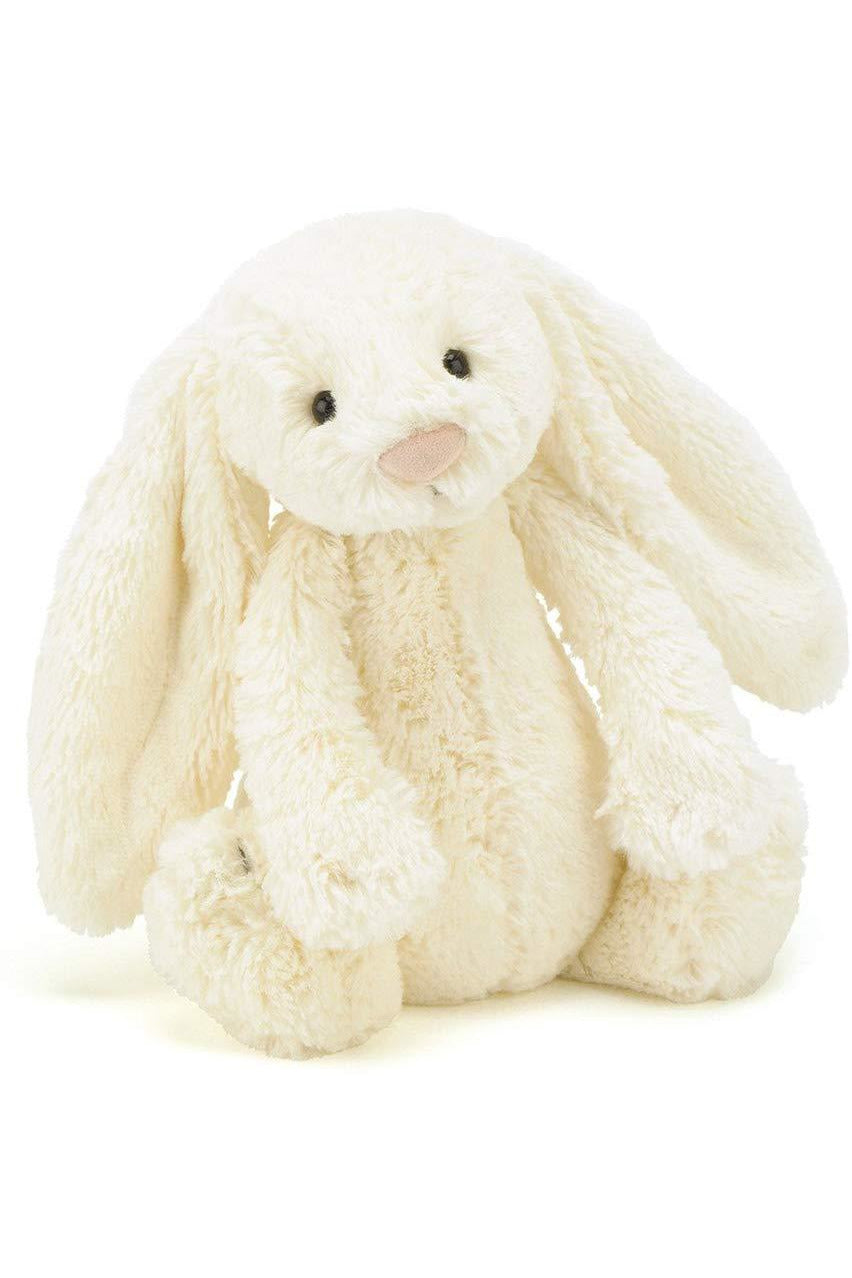 12'' BASHFUL CREAM BUNNY