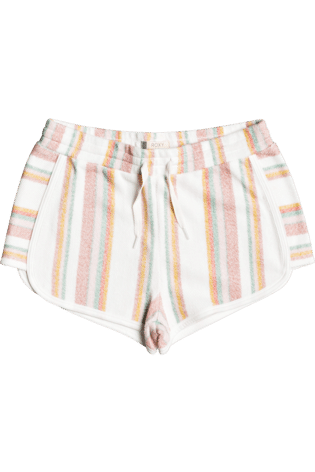 MULTI STRIPE SOFT SHORT
