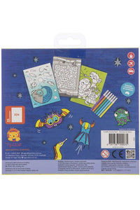 MONSTERS & ALIENS ACTIVITY KIT