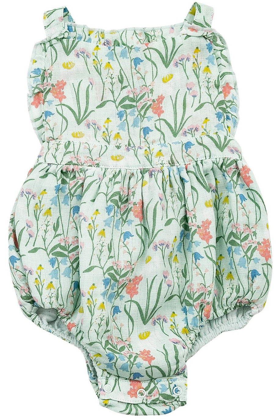 SUMMER GARDEN PINAFORE BUBBLE