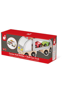 MULTI CARS TRNSPORT TRUCK (2Y+)