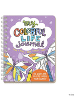 Load image into Gallery viewer, MY COLORFUL LIFE JOURNAL
