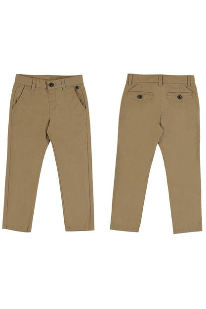 BASIC SLIM FIT CHINO