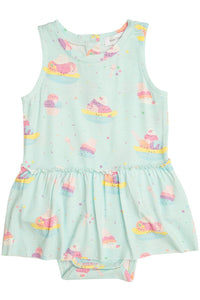SL BANANA SPLIT BDYST DRESS