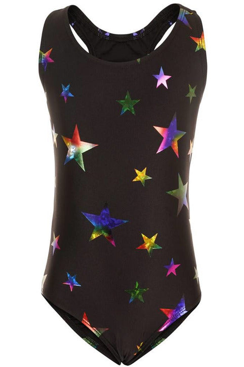 1 PIECE MULTI STARS SWIMSUIT