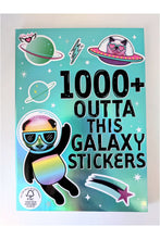Load image into Gallery viewer, 1000+ FAR OUT GALAXY STICKERS