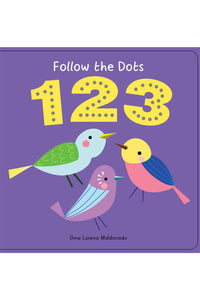 FOLLOW DOTS: 123