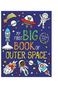 1ST BIG BOOK OF OUTER SPACE