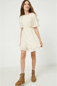 SS DITSY FLORAL DRESS