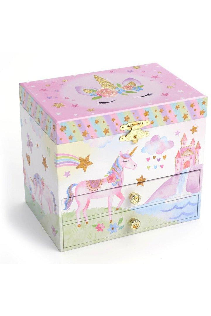UNICORN JEWELRY BOX
