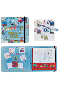 CONSTRUCTION WATER COLOR CARDS