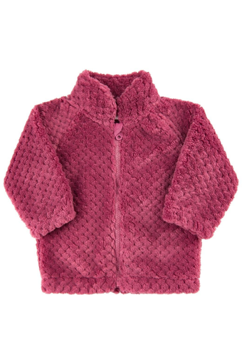 TEXTURED TEDDY JACKET *ADDITIONAL COLORS AVAILABLE*