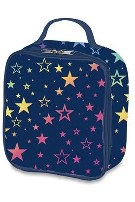 RAINBOW STARS CANVAS LUNCHBOX