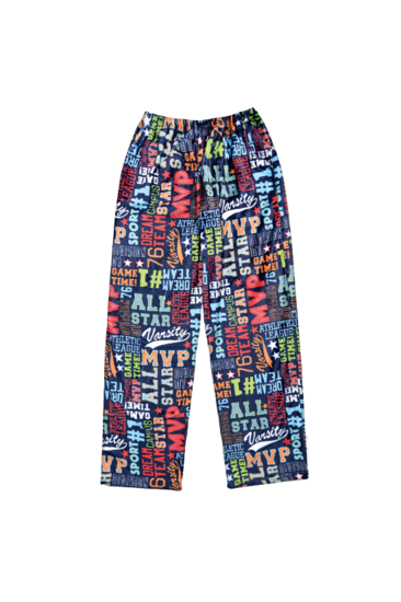 GAME TIME FLEECE PANT
