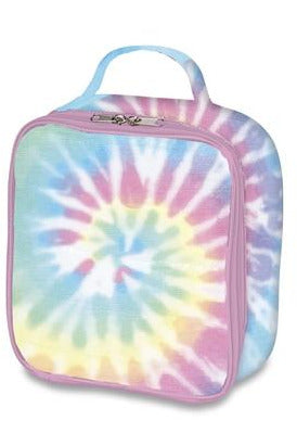 PASTEL TIE DYE CANVAS LUNCHBOX
