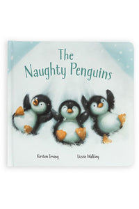 NAUGHTY PENGUINS BOOK