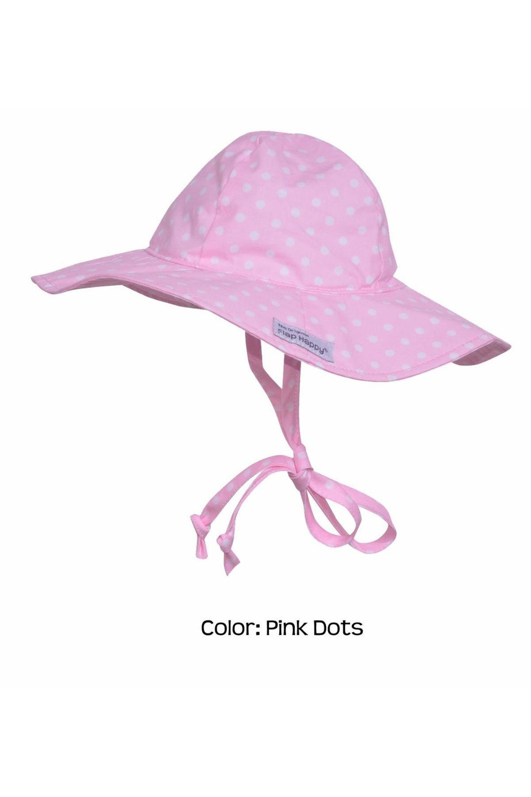 DOTS FLOPPY HAT UPF 50+