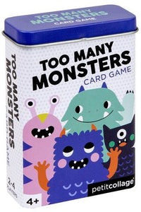 MONSTERS CARD GAME