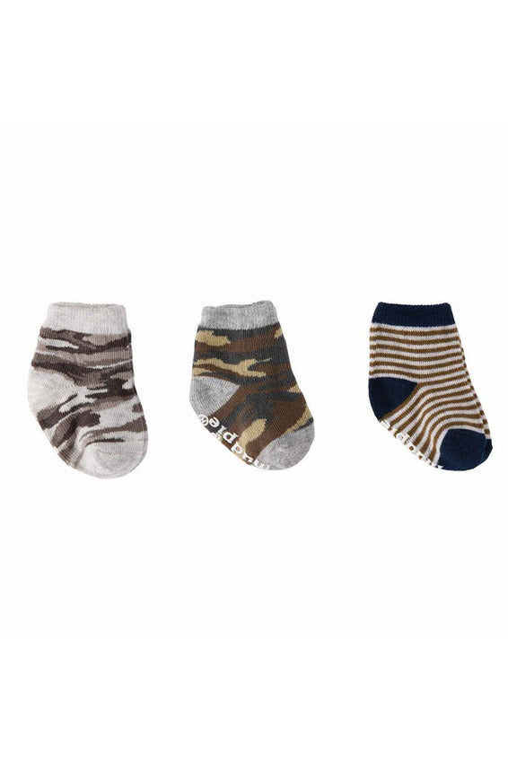 CAMO SOCK 3 PIECE SET