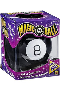 MAGIC 8 BALL (8Y+)