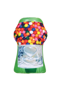 GUMBALL MACHINE SCENTED PILLOW