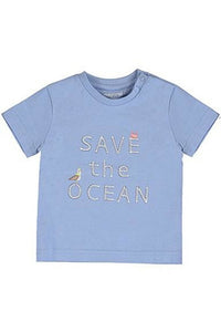 SS SAVE THE OCEAN TEE
