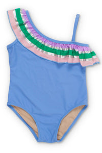 RAINBOW RUFFLE SUIT