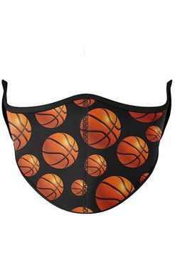 BASKETBALL FACE MASK (8Y+)