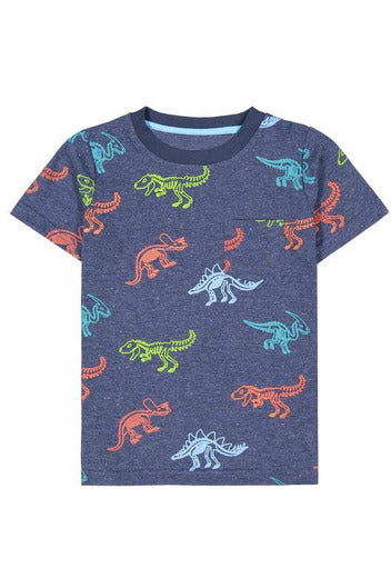 SCATTERED DINOS TEE